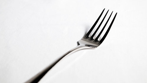 Dinner fork 叉 (自助餐用)