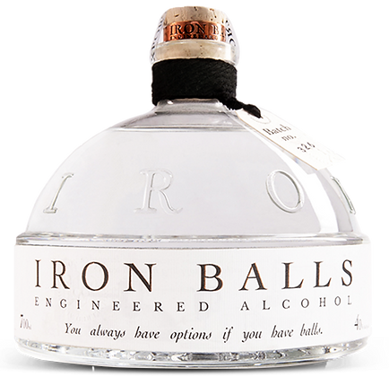 Iron Balls Gin