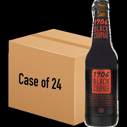 1906 Black Coupage (Case of 24 x 330ml Bottle)