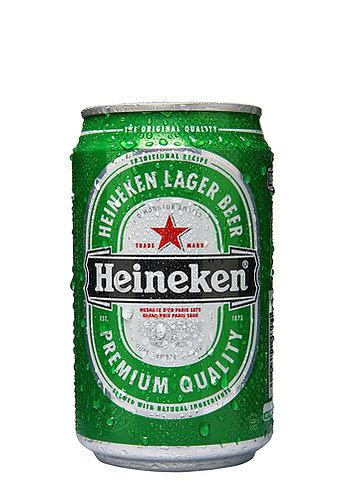 Case of 24 x 330ml cans Heineken