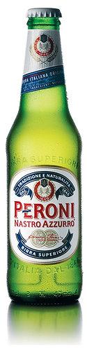 Case of 24 x 330ml bottles Peroni