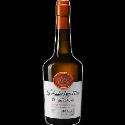 Christian Drouin Calvados Pays d's Auge Reserve