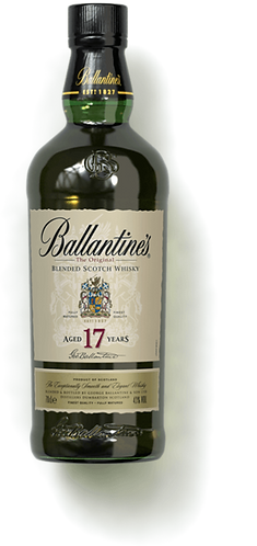 Ballantine's 17 Years Old Blended Scotch Whisky 70cl