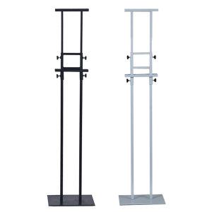 Adjustable Galvanised Steel Poster Stand 直立海報架