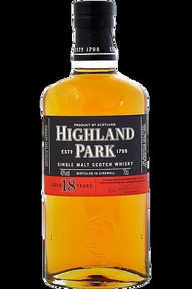 Highland Park 18 Years Single Malt Whisky