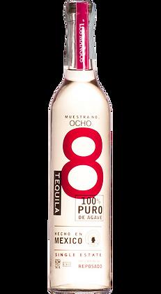 Ocho No.8 Single Estate Reposado Tequila