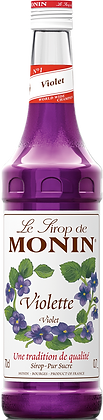 MONIN Violet syrup