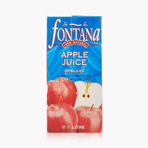 Case of 12 X 1L Apple Juice