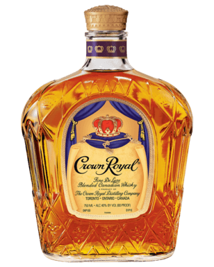 Crown Royal Canadian whisky 75cl
