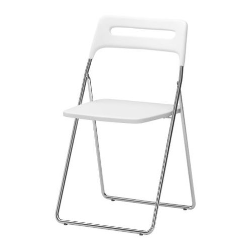 White Folding Chair 白色摺椅