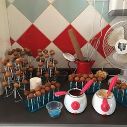 Atelier Décoration Pâtisserie