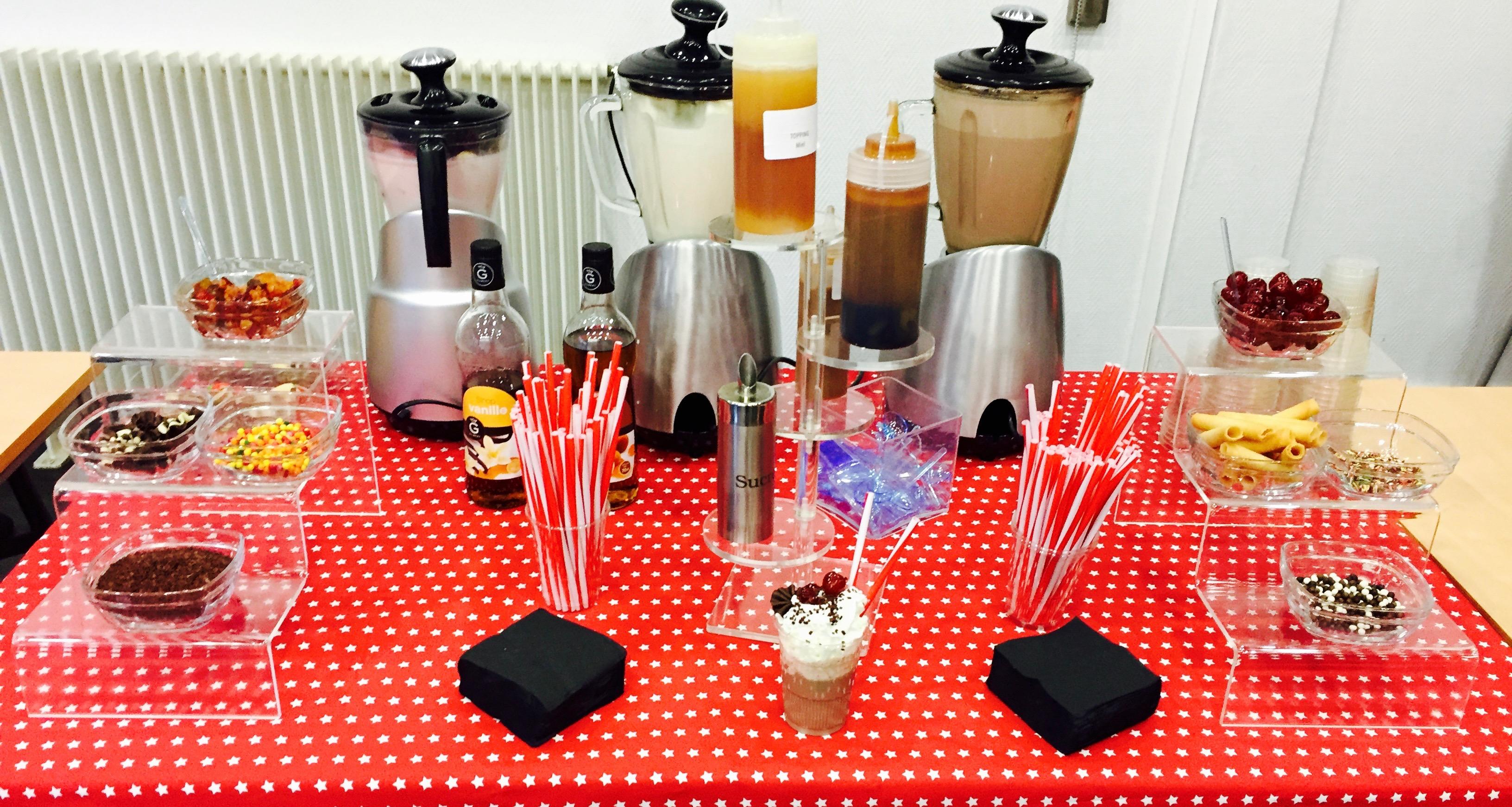 Bar à Milkshake