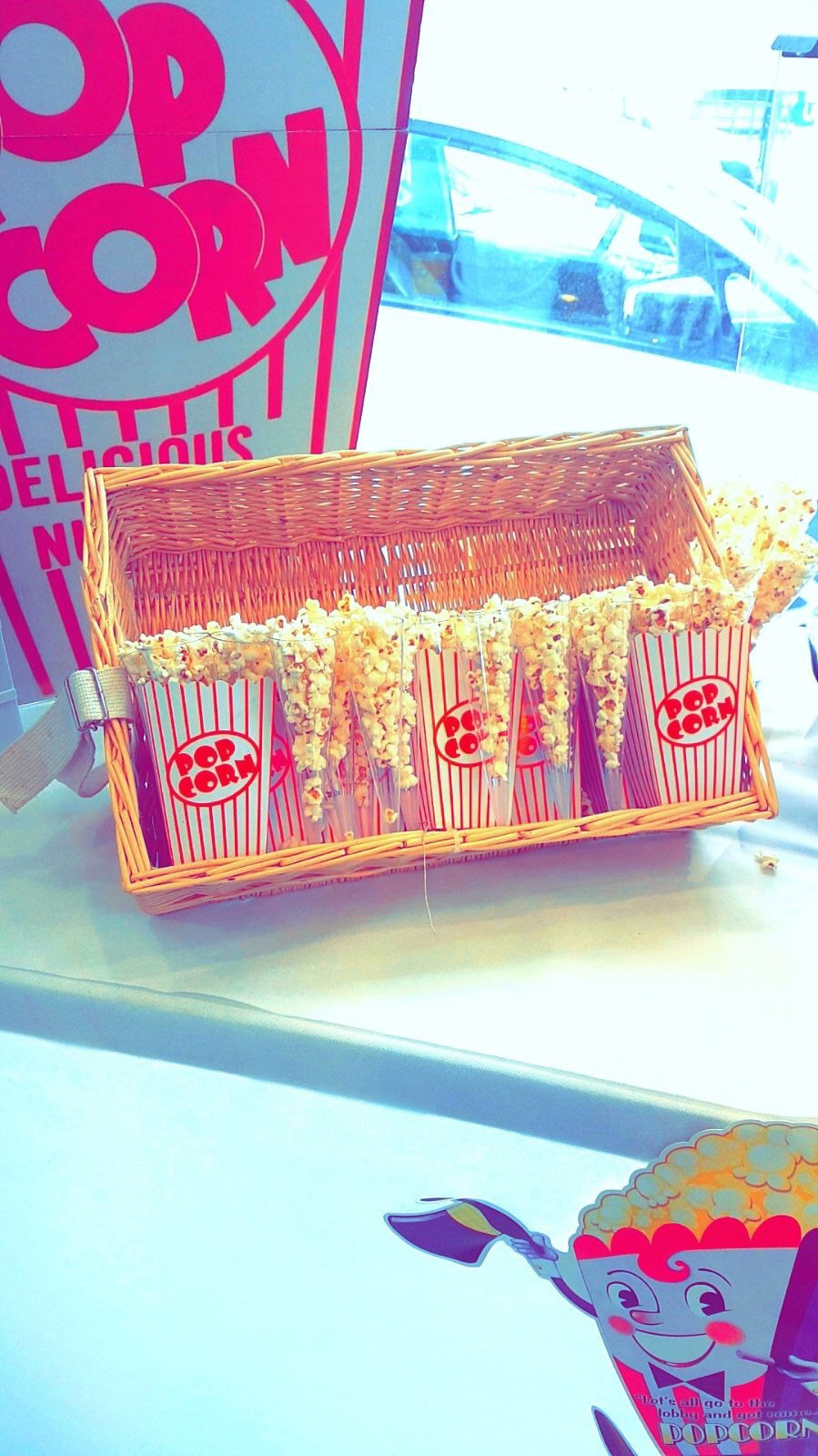 Bar à Pop Corn