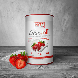Slim Jell Product Packaging