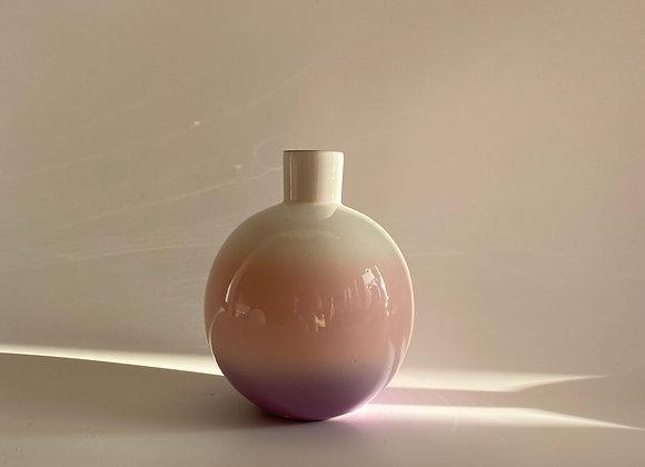 Smoked Neo Tolteca  / 23 cm tall / Lila, Pink  White
