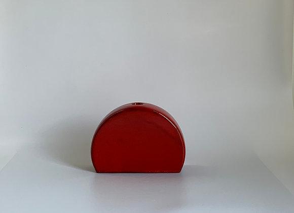 Sunset  Red / 15 cm tall  / 21 cm diam