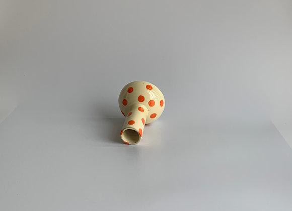 Torneo Dots /  13cm tall /Orange