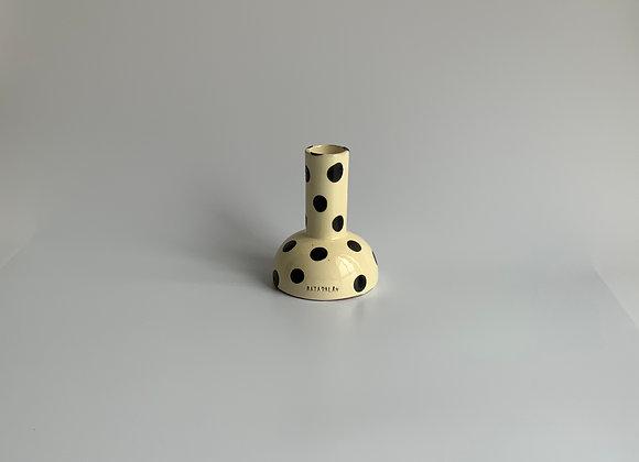Torneo Dots /  13cm tall / Black