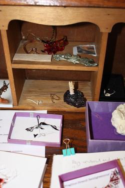 Curators Desk