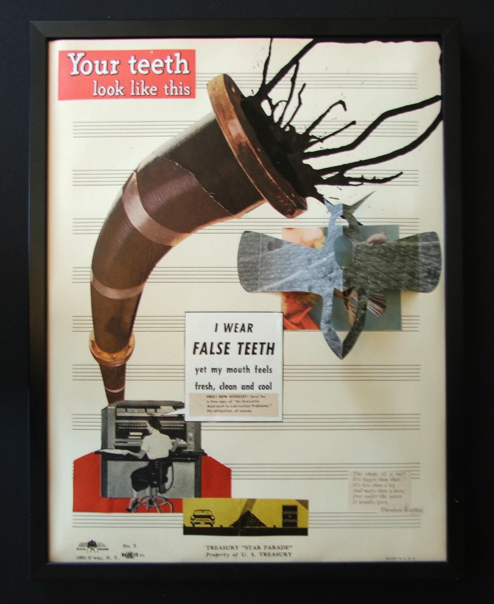 FALSE TEETH 345