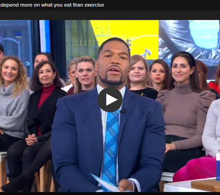 Shuar research featured on Good Morning America!