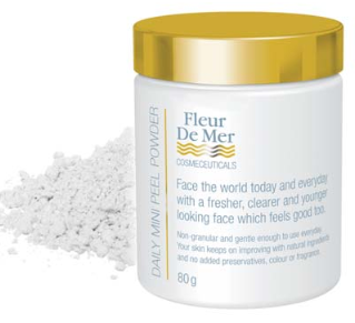 FLEUR DE MER DAILY MINI PEEL POWDER