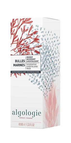 ALGOLOGIE MARINE GARDEN OXYGENATING REVITALISING MASK - BULLES MARINES