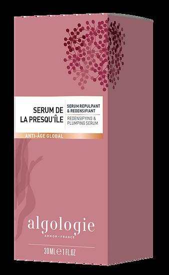 ALGOLOGIE GLOBAL ANTI-AGEING REDENSIFYING & PLUMPING SERUM DE LA PRESQU'ILE