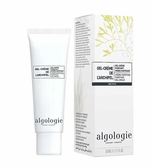 ALGOLOGIE HYDRO-MATIFYING PURIFYING GEL-CREAM (Oily Skin Range)