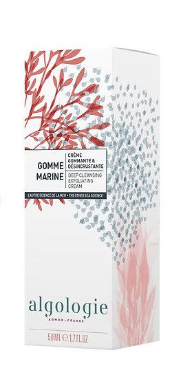 ALGOLOGIE MARINE GARDEN DEEP CLEANSING EXFOLIATING CREAM - GOMME MARINE