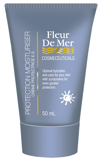 FLEUR DE MER PROTECTION MOISTURISER WITH SUNSCREEN