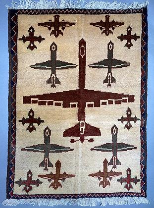 Afghan War Rug #18