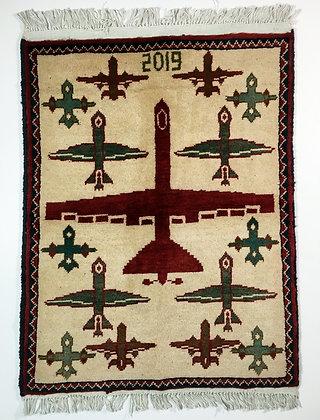 Afghan War Rug #13