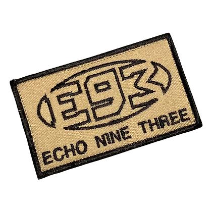 E93 Tan Patch