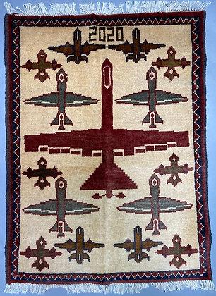 Afghan War Rug #16