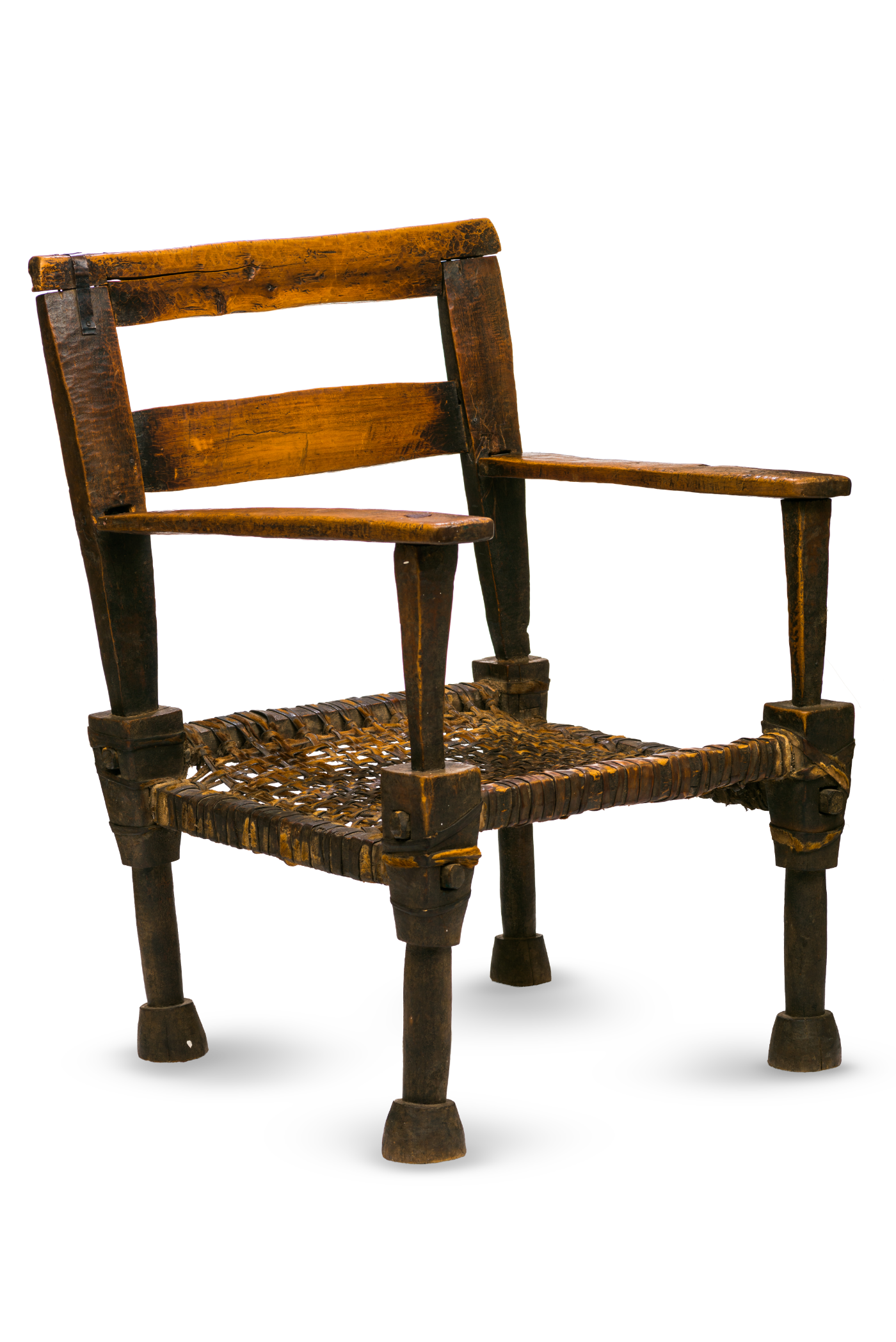 Antique Ethiopian Chair
