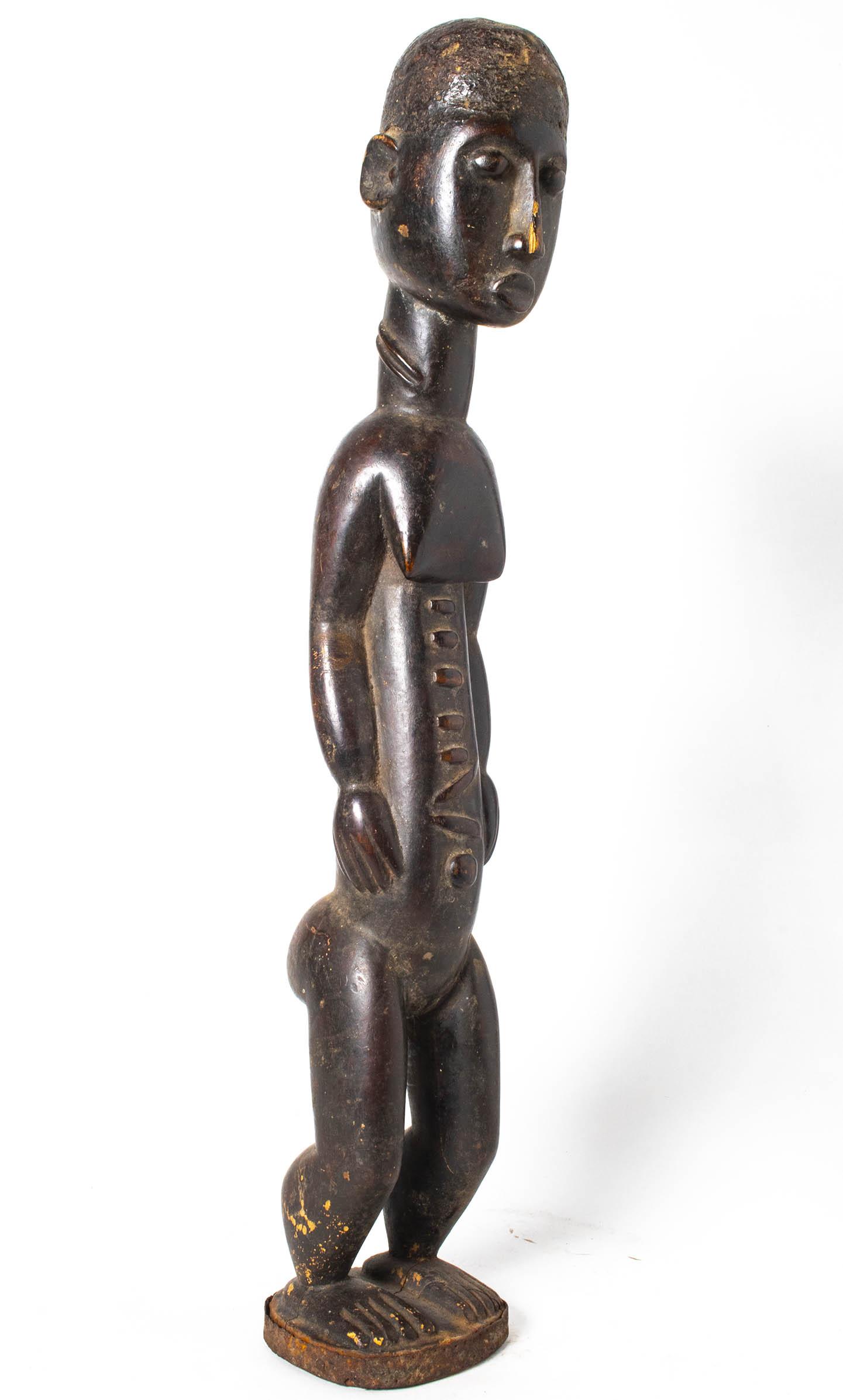Baule Fetish, Ivory Coast