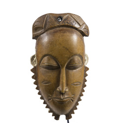 Passport Mask, Ivory Coast