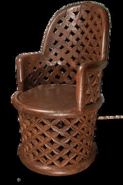 Bemileke King Chair, Camrooon