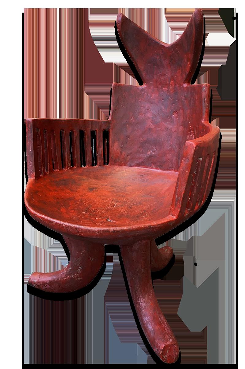 Jima Chair, Ethiopia