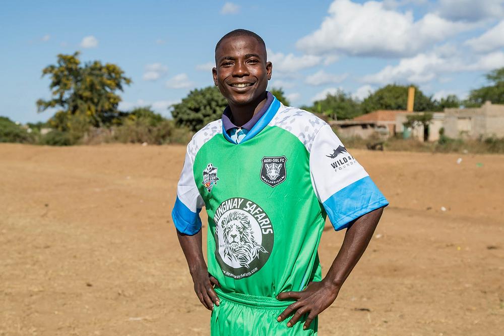 Hemingway Safaris Soccer Player