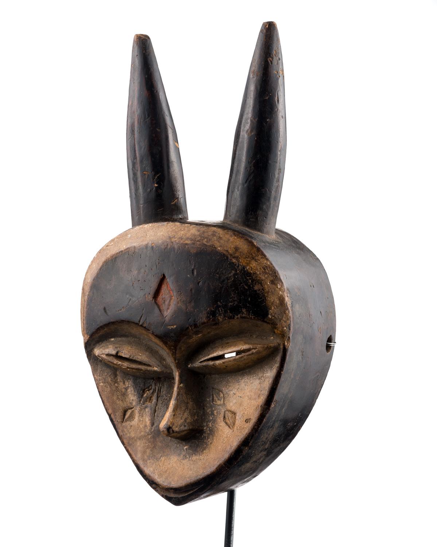 Kwele Mask, Gabon