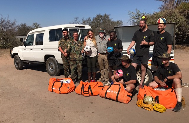 Donations from Hemingway Safaris to ProTrack