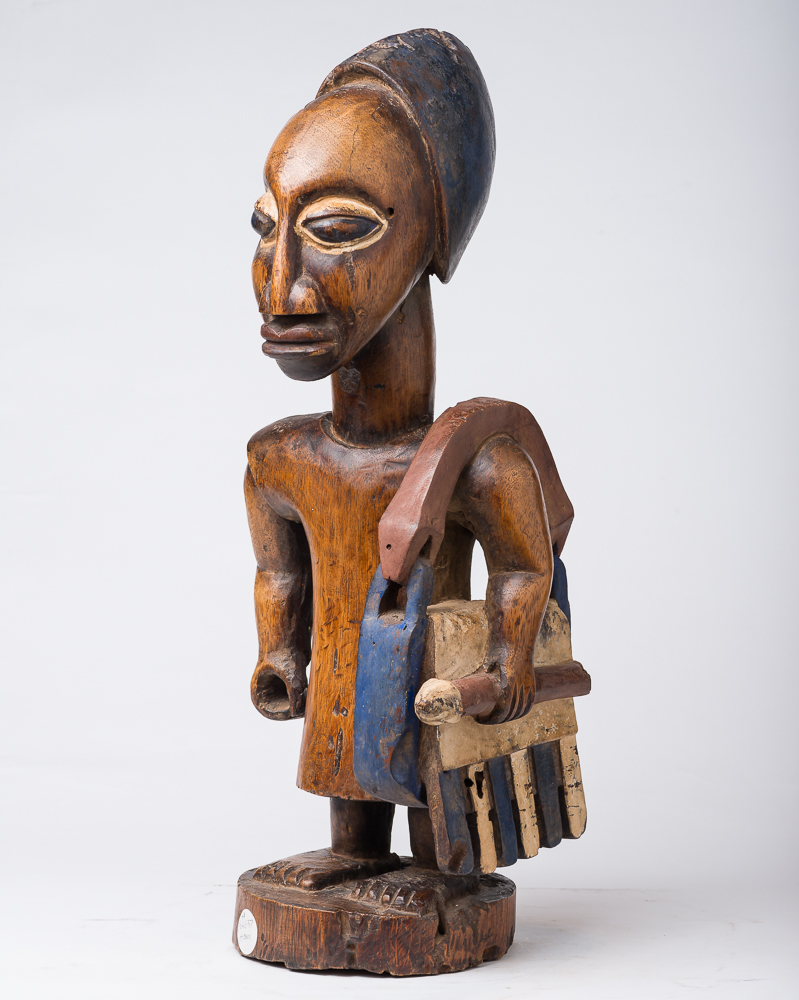 Yoruba Figure, Nigeria