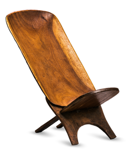 Senufo Birthing Chair