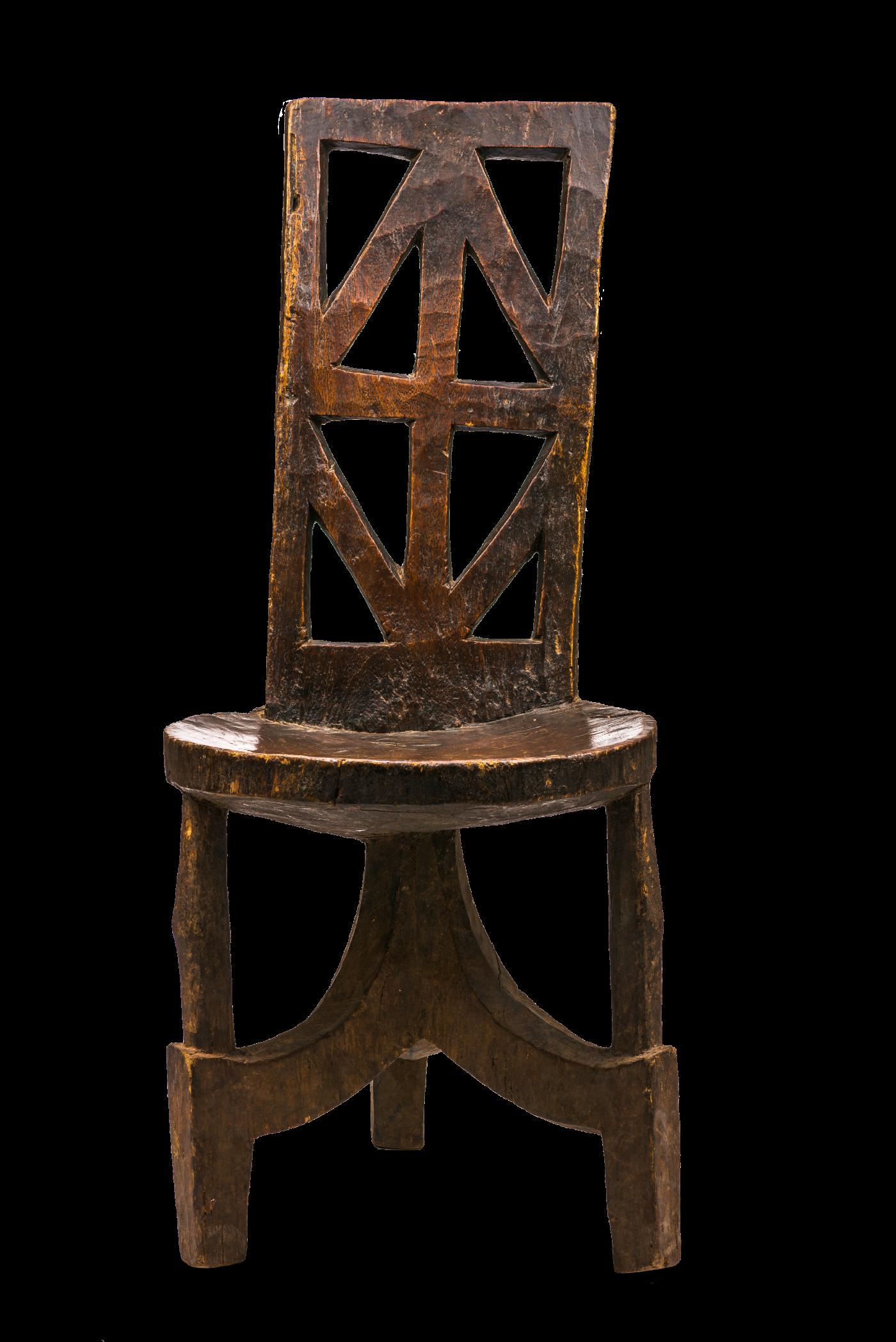 Walega Chair, Ethiopia