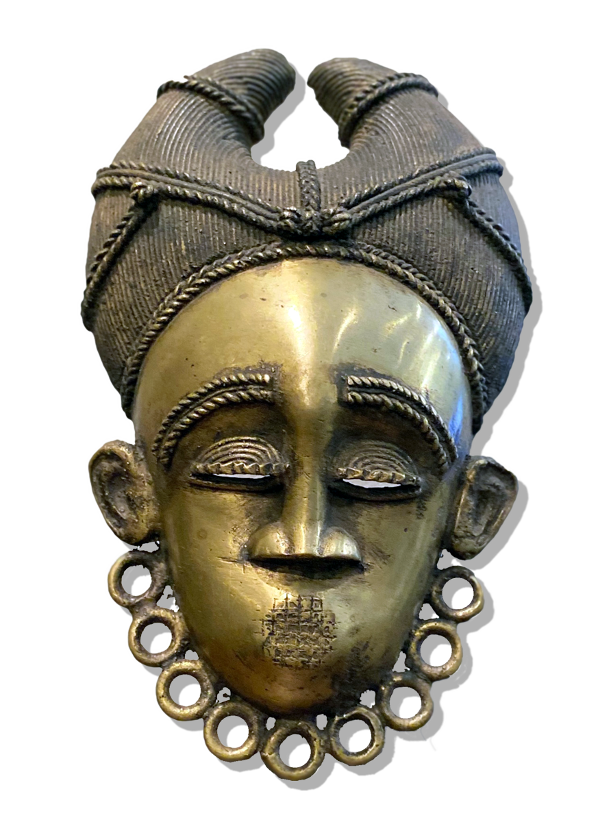 Baule Mask, Ivory Coast