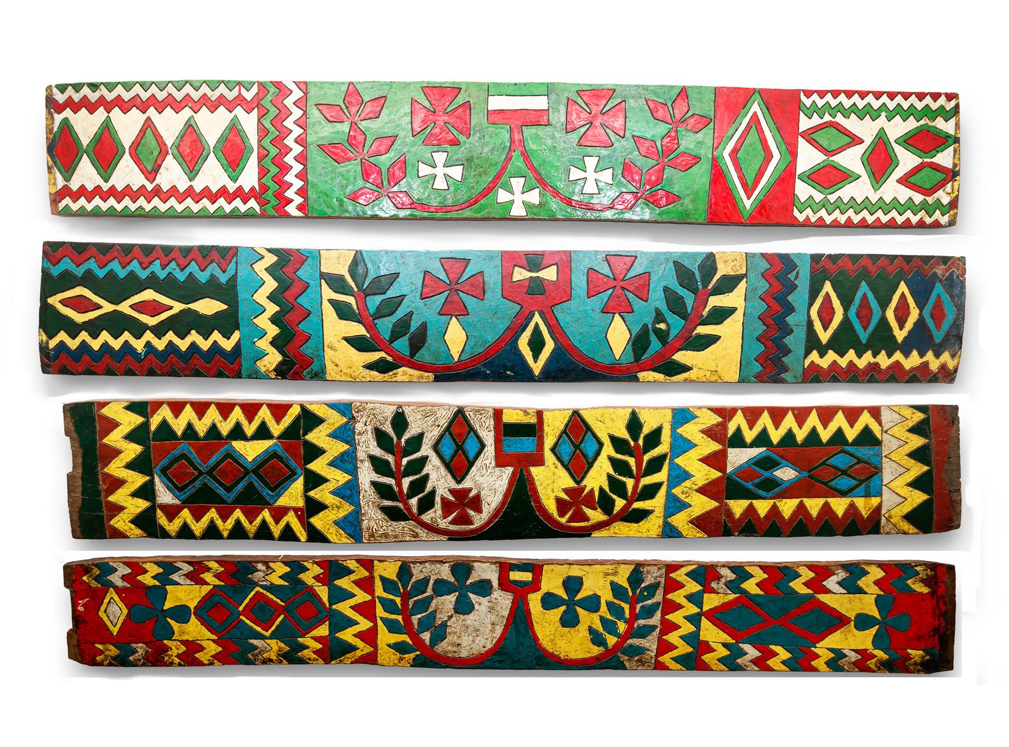 Painted Panels, Ethiopia