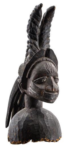 Yaruba Head Piece