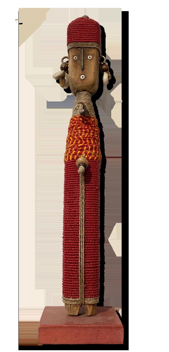 Beaded Doll, Cameroon